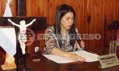 Fernández: aprueban ordenanza que prohíbe las «pegatinas» políticas