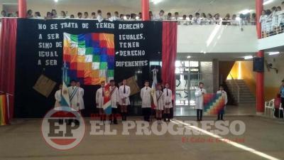 En las escuelas conmemoraron el Día del Respeto a la Diversidad Cultural