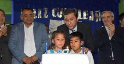 Brea Pozo celebró su aniversario con entrega de viviendas sociales