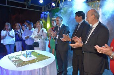 Taboada festejó sus 131 años con una gran velada