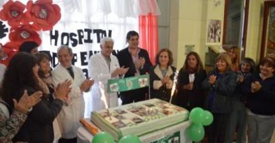El Hospital Independencia  celebró su 103° Aniversario