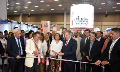 Se inauguró la 10° feria provincial del libro