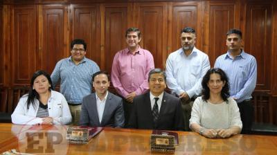 La UNSE y la ciudad de Fernández fortalecen sus vínculos