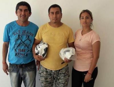 Beltrán: Entregan elementos deportivos a niños de parajes