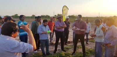 Dictaron una Jornada sobre el cultivo de Algodón