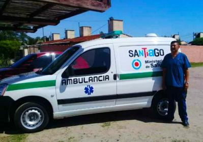 Vecinos de Beltrán ya cuentan con una nueva ambulancia