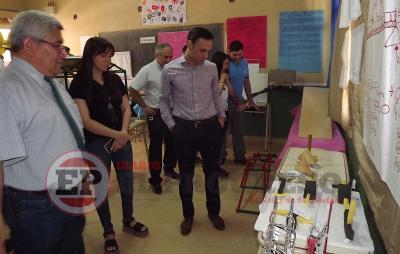 La Escuela Técnica de Fernández mostró sus bondades a la comunidad