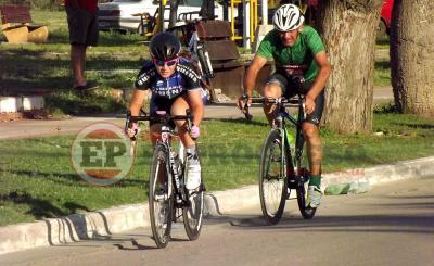 Belén Buena se quedó con el premio mayor del ciclismo