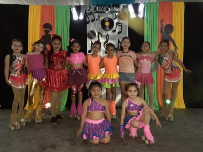 La Escuela de Patín de Beltrán realizó su muestra anual