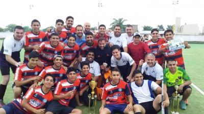 El Hockey Social Santiagueño se coronó campeón en Santa Fe