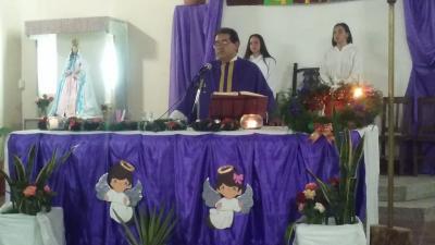 Con la misa del primer domingo de adviento quedó inaugurado el nuevo año litúrgico