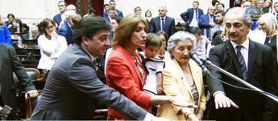Juraron los 130 legisladores nacionales y Sergio Masa presidirá la cámara baja