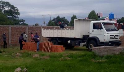 Comenzaron a construir un moderno Centro Asistencial en Taboada