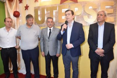 El Gobernador participó del festejo por el Día del Empleado Público