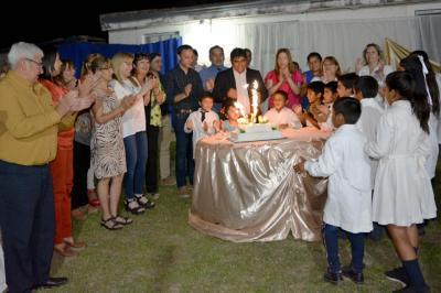 La Escuela de Pozo Suni estuvo de fiesta por su centenario