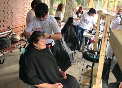 Este domingo realizarán cortes de cabello gratuitos a vecinos de Colonia El Simbolar