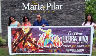 El Festival «Tierra Viva» de Beltrán se realizará en dos noches con más de 25 artistas
