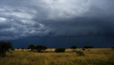 Una vez más, la tormenta le volvió a esquivar a la Capital del Agro