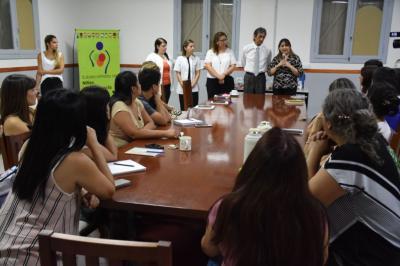 Capacitan a equipos técnicos de la Subsecretaria de Niñez, Adolescencia y Familia