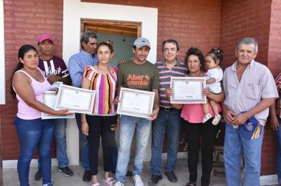 El programa provincial de erradicación de ranchos lleva casi 19.000 viviendas entregadas