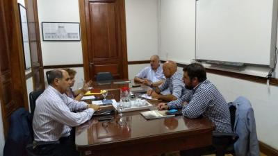 Autoridades provinciales y nacionales dialogaron sobre fondos para la producción de algodón