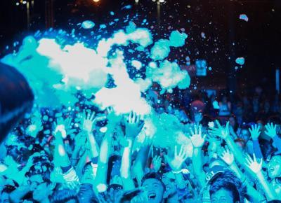 Este sábado a la medianoche Fernández pone en marcha la fiesta del carnaval y el espumódromo