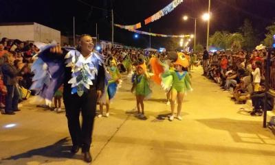 Más de 10 mil personas presenciaron el corso en Forres