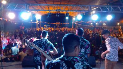 En La Cañada vivieron un fin de semana al ritmo del carnaval