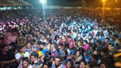 Más de 4 mil personas disfrutaron en el Carnaval del Trigo de Fernández
