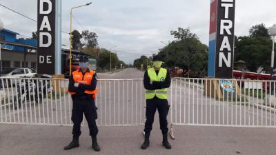 Cierran accesos a la ciudad de Beltrán