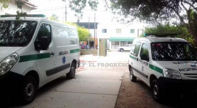 En Fernández, ayer ingresaron bajo aislamiento preventivo tres personas