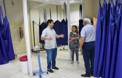 El Hospital Regional prepara su infraestructura y reorganiza su personal para atender casos de Covid-19