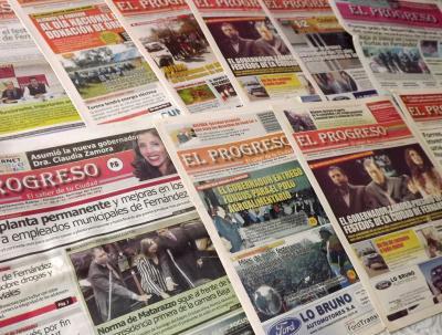 Diario El Progreso cumplió 11 años brindando información en la provincia