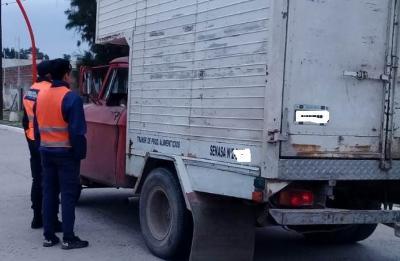 Extreman medidas en Fernández: solo se dispondrá de un acceso a la ciudad