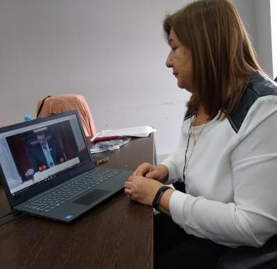 La diputada Norma de Matarazzo participó del tratamiento de importantes proyectos
