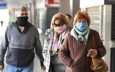 Finalizaron el aislamiento sanitario preventivo más de mil personas con antecedentes de viaje