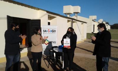 El Gobierno de la provincia concretó el sueño de la casa propia a 40 nuevas familias