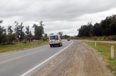 Interceptan en Fernández un contingente proveniente de Buenos Aires sin autorización