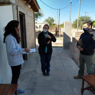 Instituciones públicas coordinan lineamientos de trabajo en La Cañada