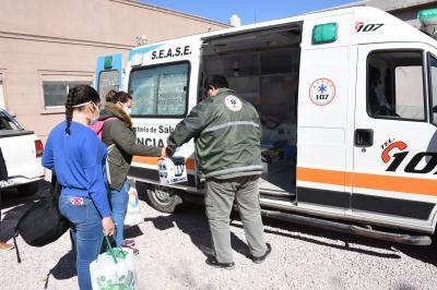 No se confirmaron nuevos casos de covid-19 y hay 195 personas en seguimiento epidemiológico