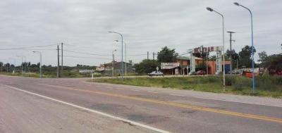 Beltrán: tres mujeres a bordo de una moto tuvieron un accidente sobre la ruta 34