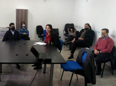 Lanzan la campaña invierno para la prevención de las enfermedades respiratorias