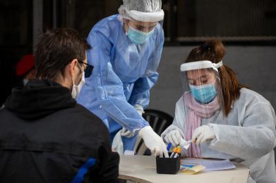 Santiago del estero: se recuperaron dos pacientes con coronvirus y quedan 10 casos activos