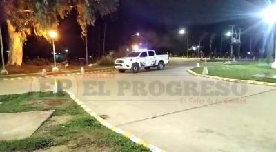 Beltrán: Sujeto amenazo a policías por una infracción que cometió su hija