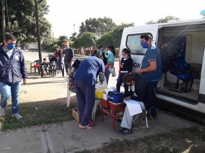 Hoy en Puesto Nuevo: El hospital zonal realizará vacunación y entrega de suplementos 1700 días
