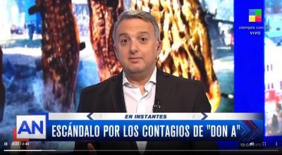 América noticias se hizo eco del «Caso 41» de Santiago del Estero
