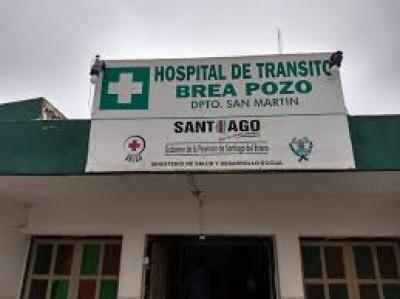 Realizan hisopados de forma preventiva al personal de salud del Hospital de Brea Pozo
