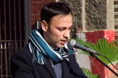 Hoy a las 19 horas el intendente Víctor Araujo brindará una conferencia por FM Belgrano y Diario El Progreso