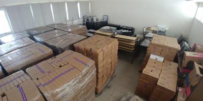 La provincia recibió de parte del Ministerio de Educación de la Nación, 5220 Netbooks y 2171 Tablets