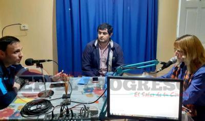 Las declaraciones más importantes del Intendente de Fernández sobre la situación y las medidas que se tomaran